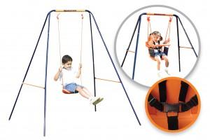 Deluxe 2 in 1 Swing (M08656-02)