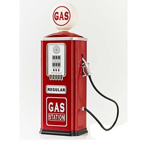 Baghera toy petrol pump