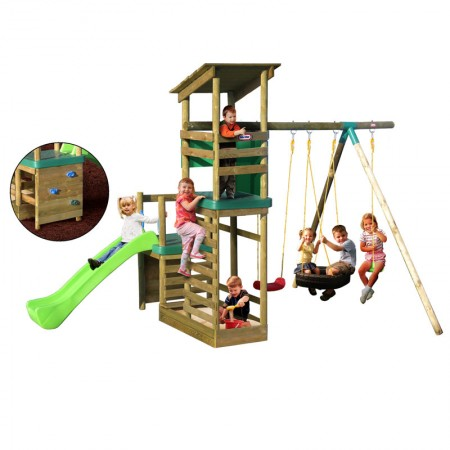 Little Tikes Buckingham Climb & Slide Climbing Frame