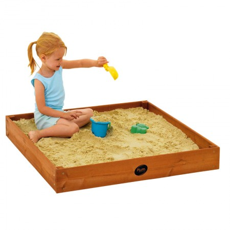 Plum Junior Square Sandpit