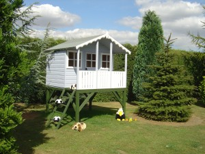 Shire Stork Playhouse with Tower