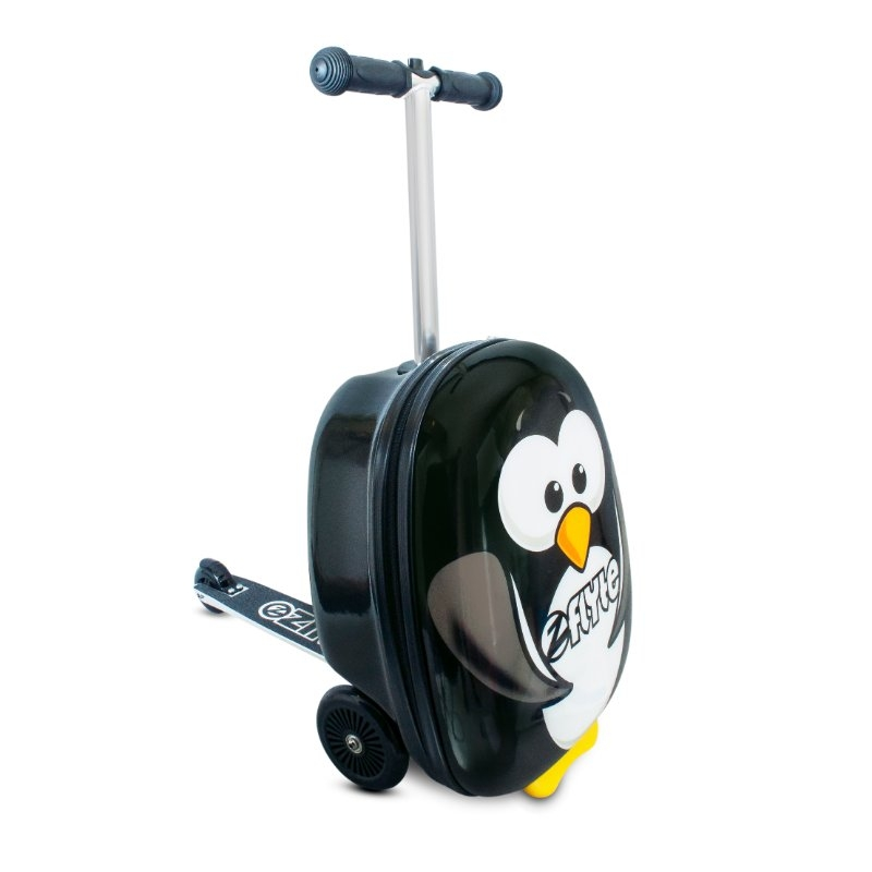 Percy the Penguin Zinc Flyte Scooter
