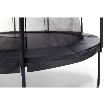 Plum 16 x 11ft Oval Springsafe Trampoline and Enclosure