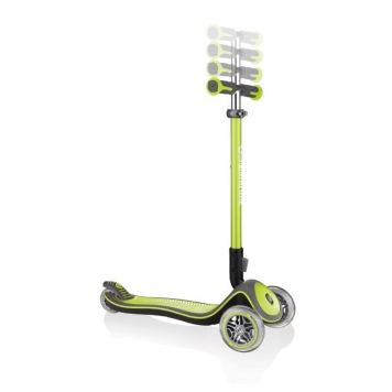 Globber Scooter Elite Deluxe Lime Green