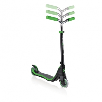 Globber Scooter Flow 125 Black/Neon Green
