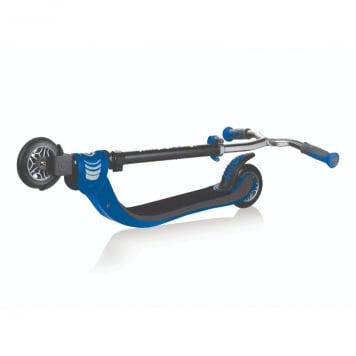 Globber Scooter Flow 125 Foldable Navy Blue