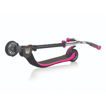 Globber Scooter Flow 125 Foldable Pink