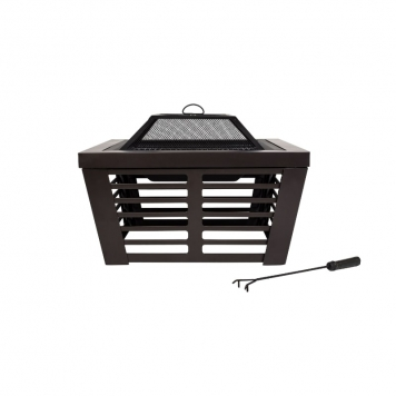La Hacienda Elda Wood Burning Fire Pit