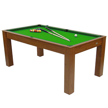 Gamesson 6ft 3-in-1 Mars Combo Multi Games Table