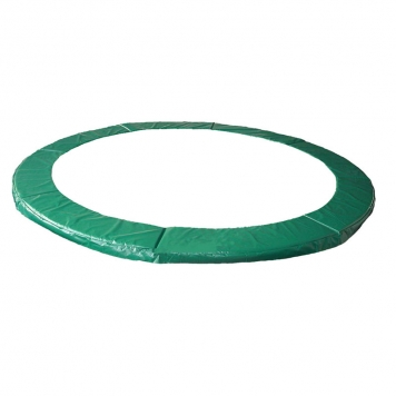 Plum 15ft Trampoline Spring Padding (Green)