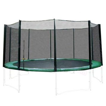 Plum 15ft External Trampoline Net (net only)