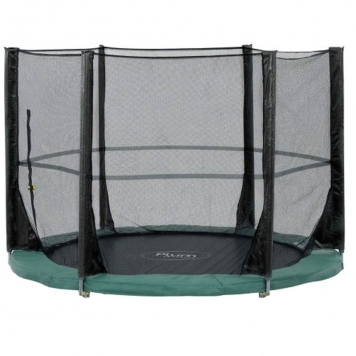 Plum 8ft 3G Enclosure Net For Space Zone Trampoline (net only)