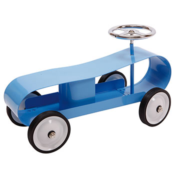 Baghera Streamline Speedster Blue Ride On