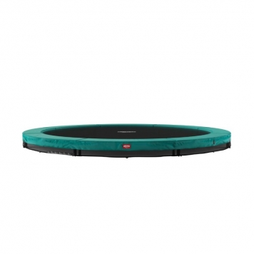 BERG Champion Sport 9ft Green In-Ground Trampoline