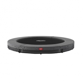 BERG Favorit Sport 6.5ft Grey In-Ground Trampoline