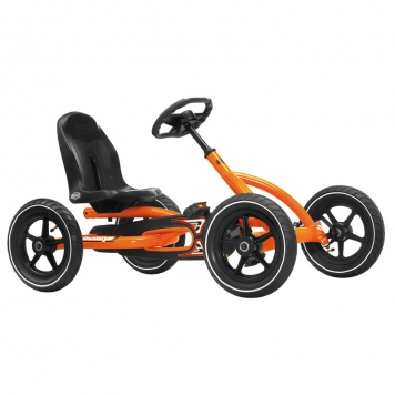 BERG Buddy Orange Go-Kart