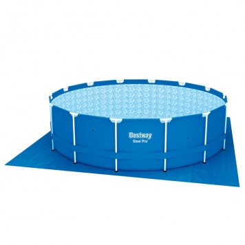 Bestway 14ft x 33in Steel Pro Frame Pool Set
