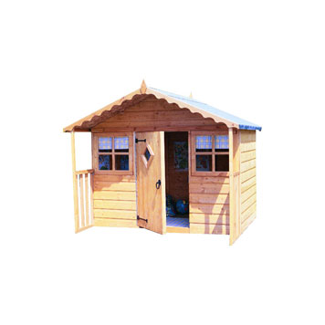 Shire Cubby Wooden Playhouse