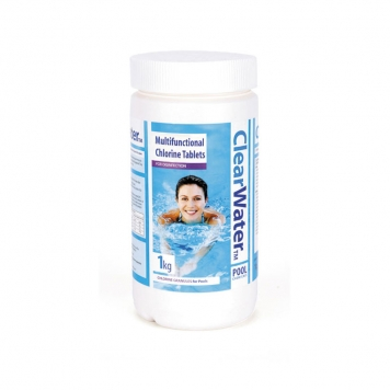 Clearwater 1kg-200g Multifunction Tablets