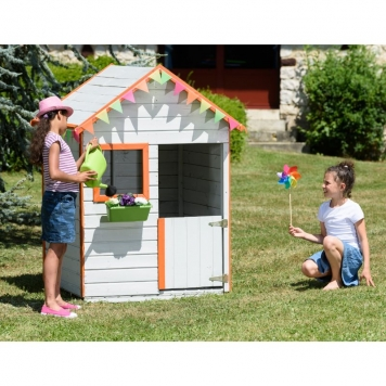 Trigano Jardin Emy Wooden Playhouse