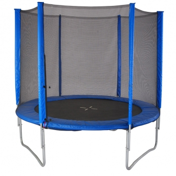 Evostar II 5ft Trampoline and Enclosure
