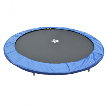 EvoStar 8ft Deluxe Replacement Trampoline Pads  Blue