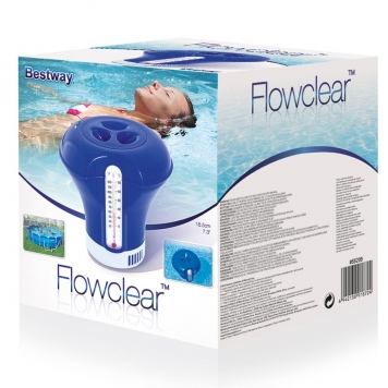 Bestway Flowclear Chemical Floater  Blue