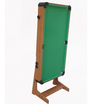 Gamesson 4ft 6 Eton L-Foot Pool Table