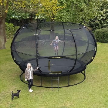 Jumpking 14ft ZorbPOD Trampoline & Enclosure