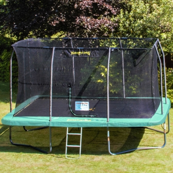 Jumpking 10ft x 14ft Rectangular Trampoline