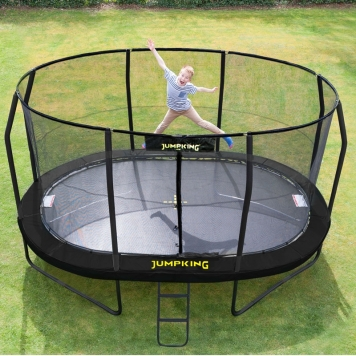 Jumpking 10ft x 15ft Oval Trampoline  2016 Model