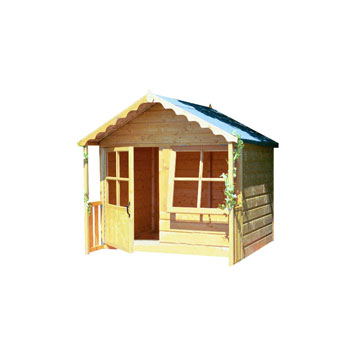 Shire Kitty Wooden Playhouse