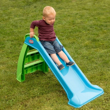 large product image - Little Tikes First Slide (Blue)