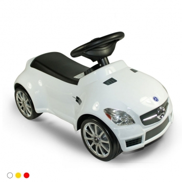 Mercedes SLK 55 Foot to Floor Ride on Car