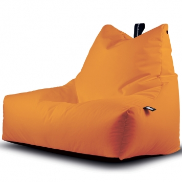 Extreme Lounging Monster-B Orange Outdoor Beanbag Chair