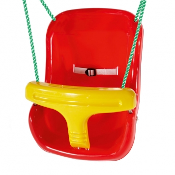 Plum Baby Swing Seat (Red & Yellow)
