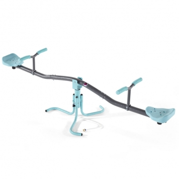 Plum Premium Metal Rotating Seesaw with Mist