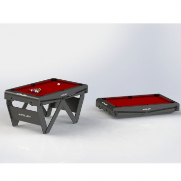 Riley 5ft W Leg Pool Table