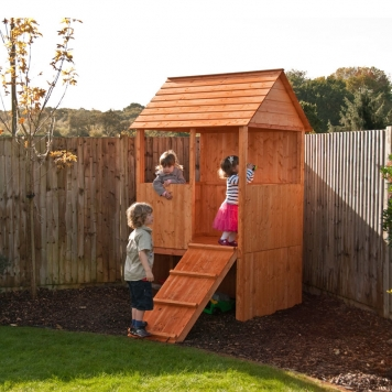 Shire Look Out Wooden Playhouse