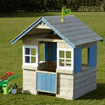 TP Toys Bramble Cottage Wooden Playhouse