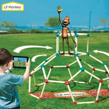 TP Toys Lil Monkey Climbing Dome
