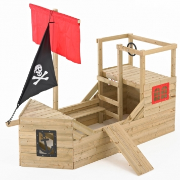 TP Toys Pirate Galleon