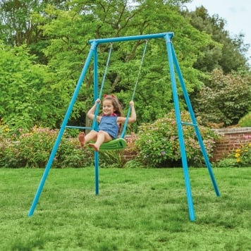 TP Toys Metal Single Swing