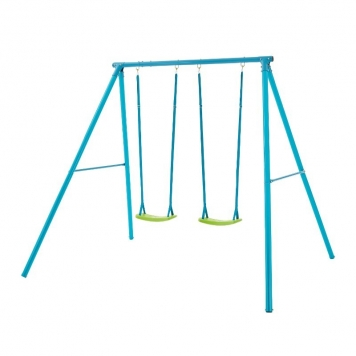 TP Toys Metal Double Swing
