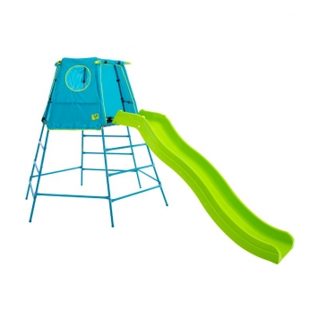 TP Toys Explorer Metal Climbing Frame Set and Slide