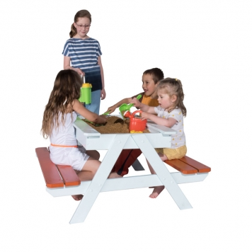 Trigano Jardin Picsand Sand and Picnic Table