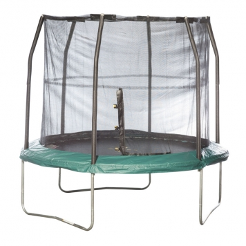 Jumpking Air Bounder 8ft Combo Trampoline