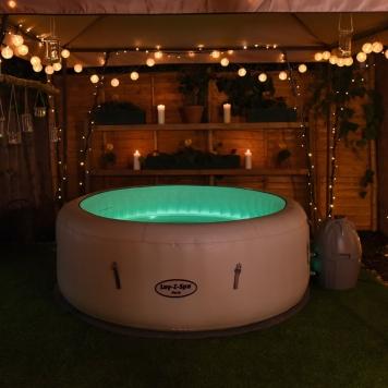 lay z spa paris lazy spa paris all round fun. Black Bedroom Furniture Sets. Home Design Ideas