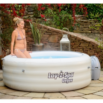 large product image - Bestway Lay-Z-Spa Vegas