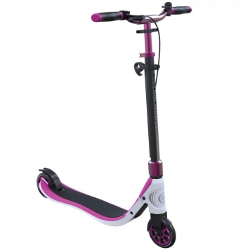 Globber Scooter One NL 125 Deluxe Purple White